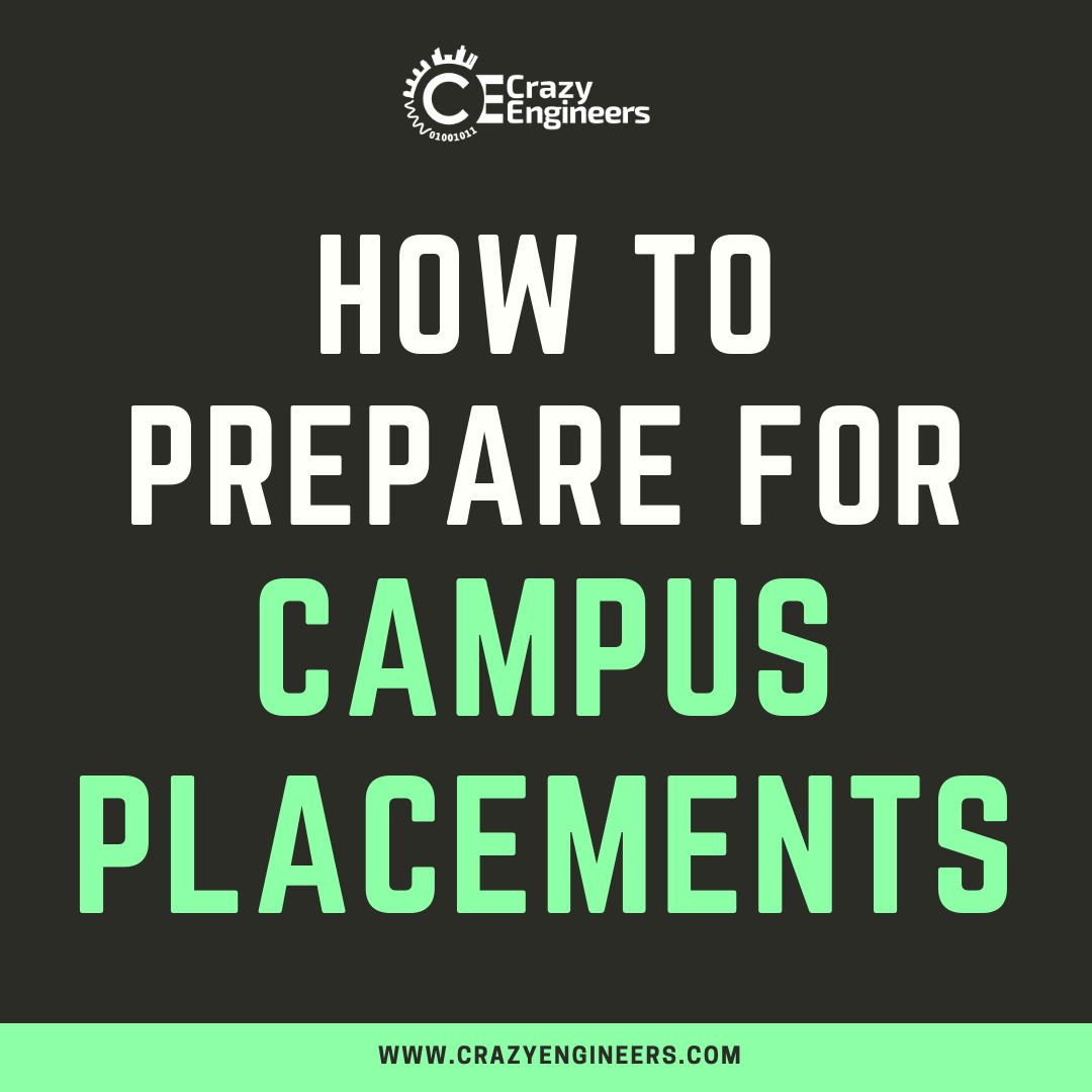 How To Prepare For Campus Placements Preparation Tips Amp Tricks Electrical And Mechanical Classes Will Help Read Full Oi0z