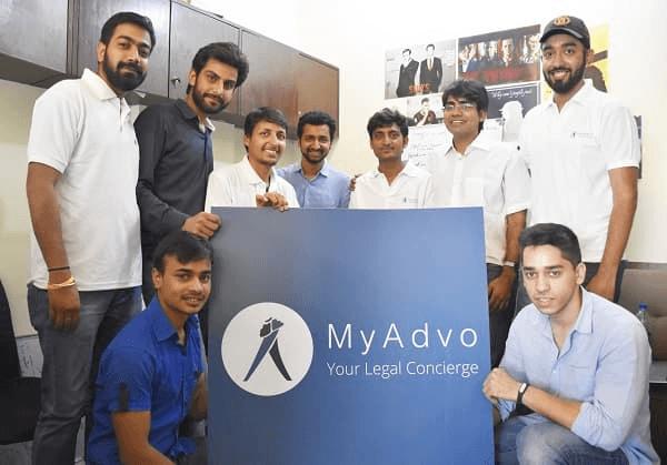 MyAdvo.in Team-CrazyEngineers