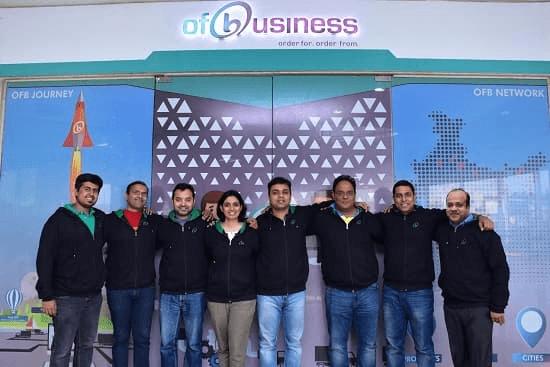 Ofbusiness team
