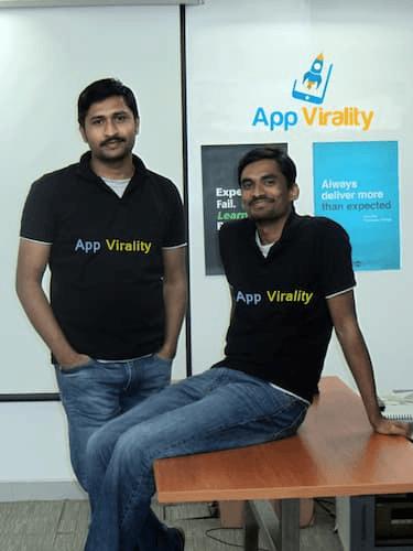 Founders_App Virality