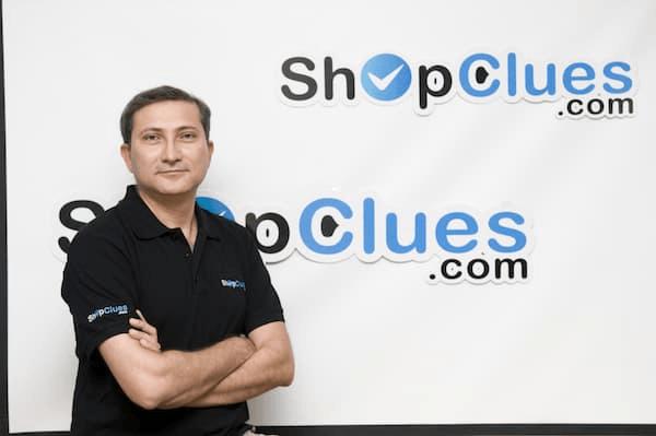 Mr. Sanjay Sethi, Co Founder & CEO, ShopClues.com