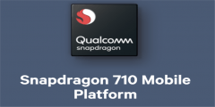 Qualcomm's latest Snapdragon 710 SoC launched to enhance premium midrange smartphone experience