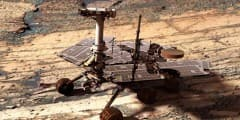 NASA's Opportunity rover facing a deadly storm on Mars. Will it survive?