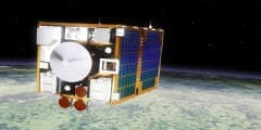 ISS releases RemoveDebris satellite to test debris capture technology in space