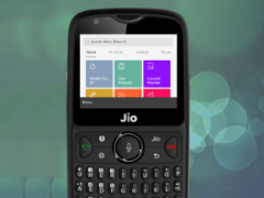JioPhone 2 Online Flash Sale On August 16 @ 12:00 PM