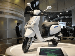 TVS iQube Electric Hybrid Scooter India Launch Might Happen By August End