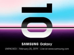 Samsung Galaxy S10, S10 (E) and S10+ Launching Next Month