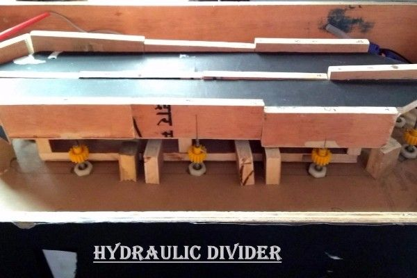 Hydraulic Divider