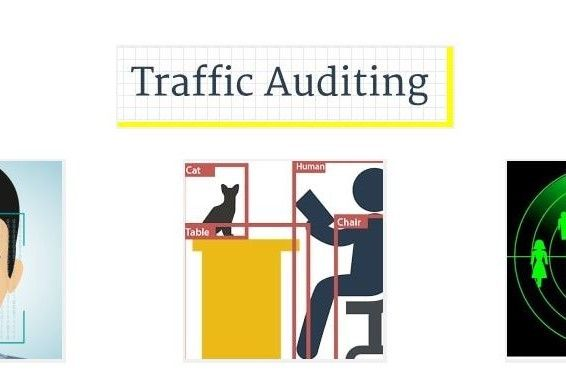 Traffic Auditing with Facial Recognition, Object Detection and Object Tracking