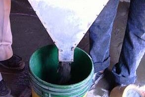 Self Compacting Concrete Using Industrial Waste By-products