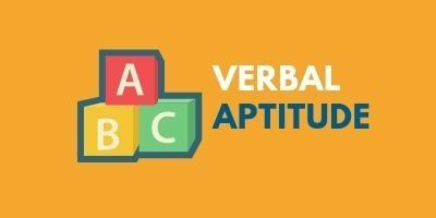 Verbal Aptitude For All