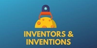 Inventors & Inventions Quiz
