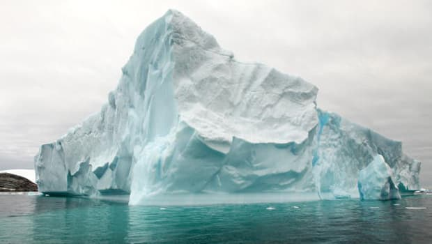 Antarctica-ice-wall-Getty