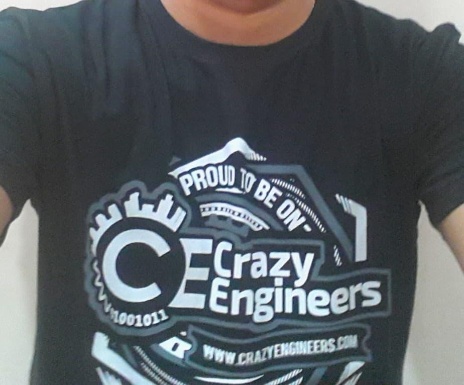 Selfie-T-Shirt