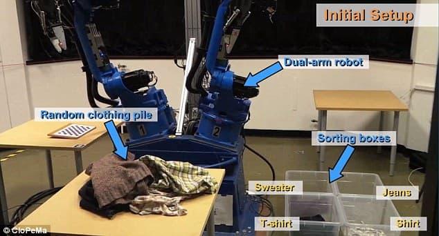 clopema-robot-glasgow-research-folds-clothes