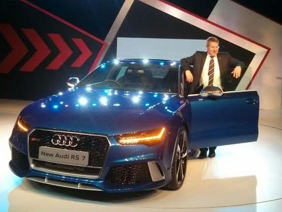 2015 Audi Rs7 Sportback Now In India At Rs 14 Crore Crazyengineers