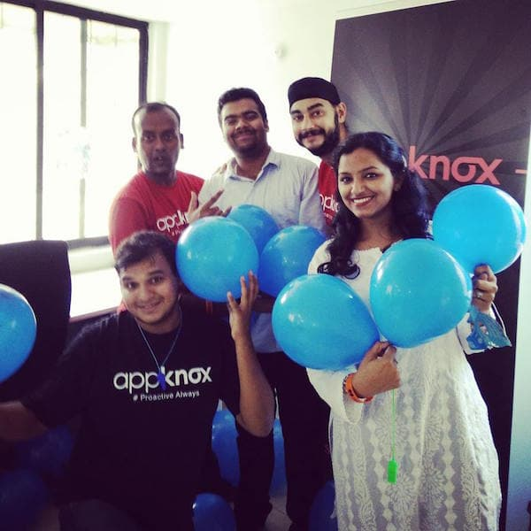 AppKnox-Team-CrazyEngineers