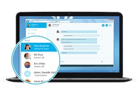 Skype-Web-login