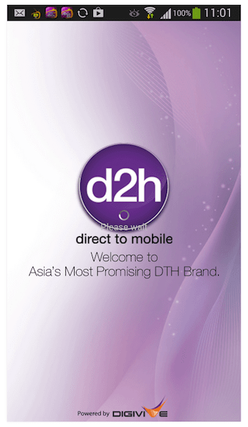 Videocon D2H Android App Lets You Watch Top TV Channels On