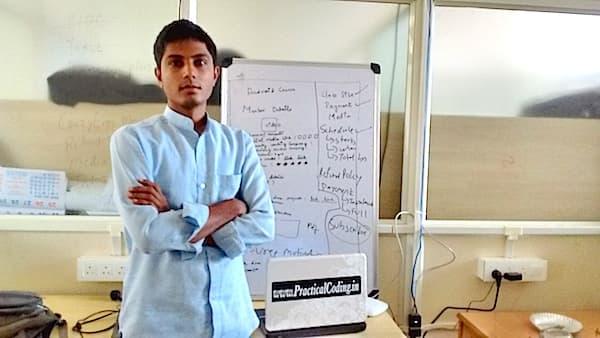Basavaraj-Hampali-Practical-Coding