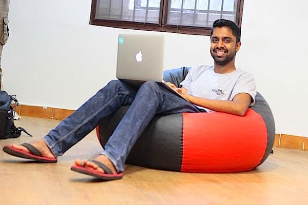 TestInsane-Founder-SanthoshTuppad