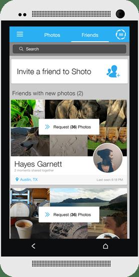 shoto-app-screenshot-launch