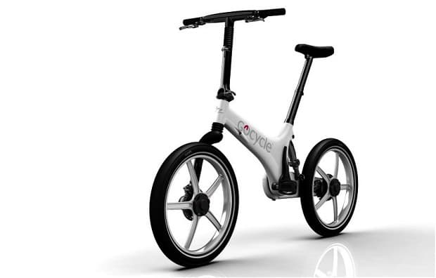 Gocycle-electric-bicycle