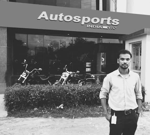 AutoSports-India-Avinash