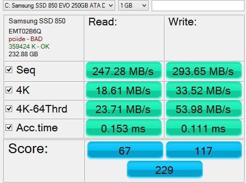 SSD_Benchmark
