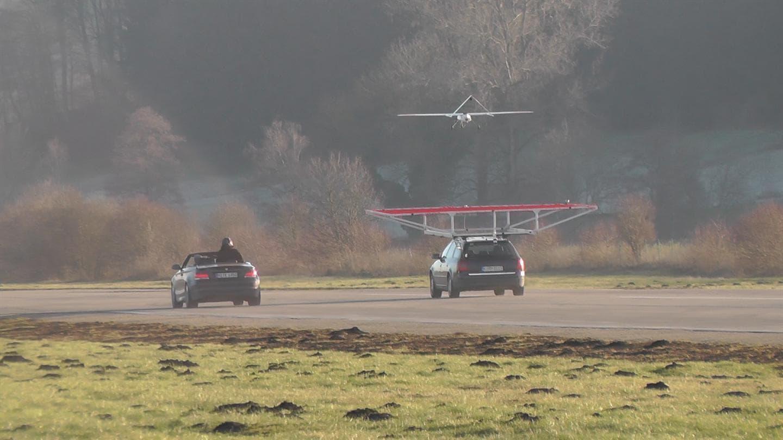 UAV-Landing