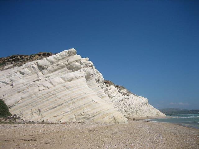 Gypsum_formation_of_Capo_Bianco