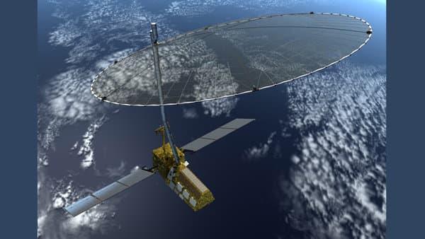 NISAR_Satellite