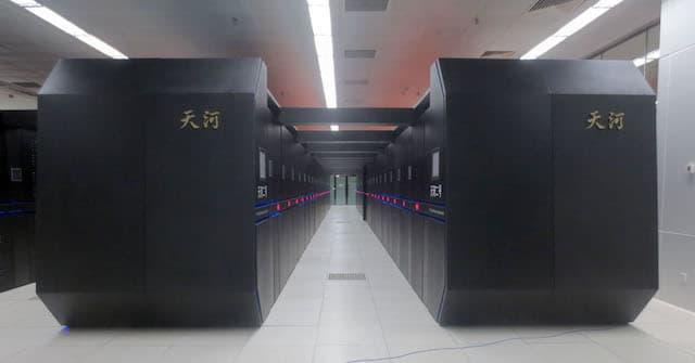 Param-Kanchenjunga-Supercomputer-Tianhe-2