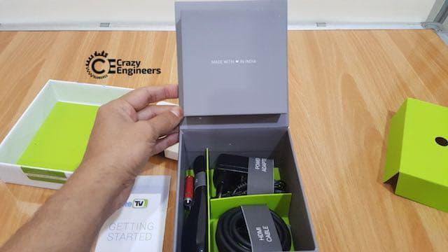 ReTV-Packaging