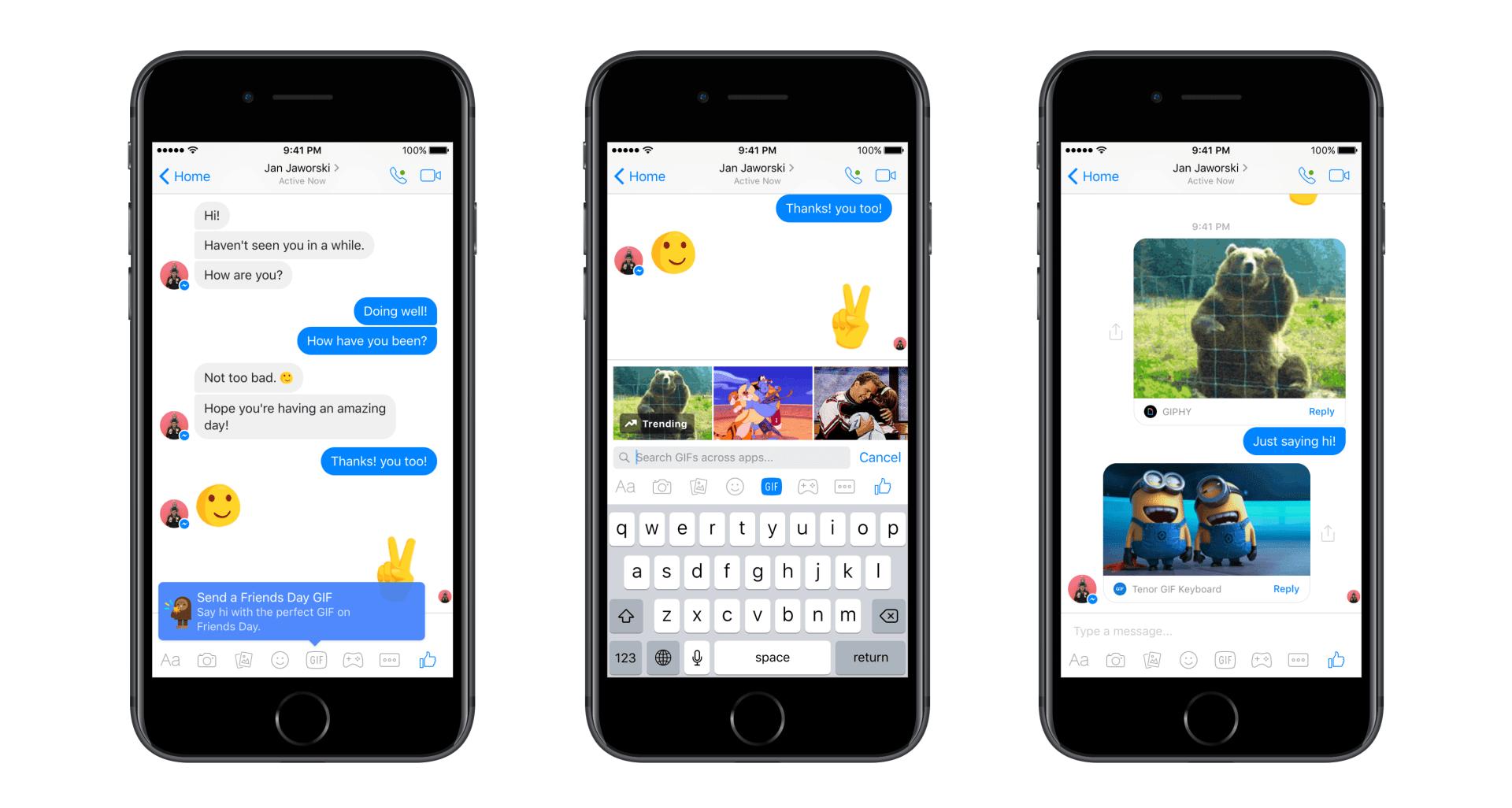 friends-day-messenger