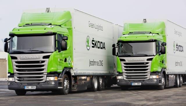 ŠKODA-CNG-Truck