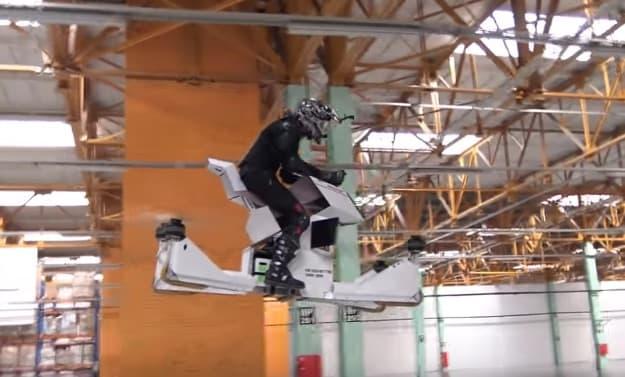 Scorpion-3-Drone-Bike