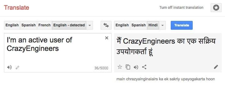 Google-Translate-CrazyEngineers