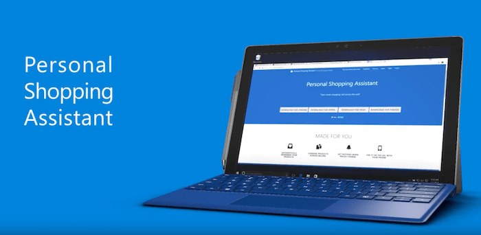 microsoft-personal-shopping-assistant