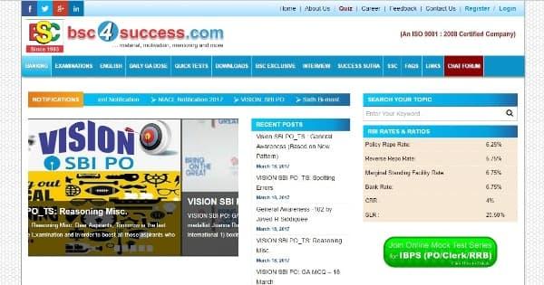 2-BSC4Success-Website