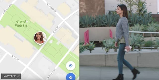 Google-Maps-Real-Time-Location-Sharing