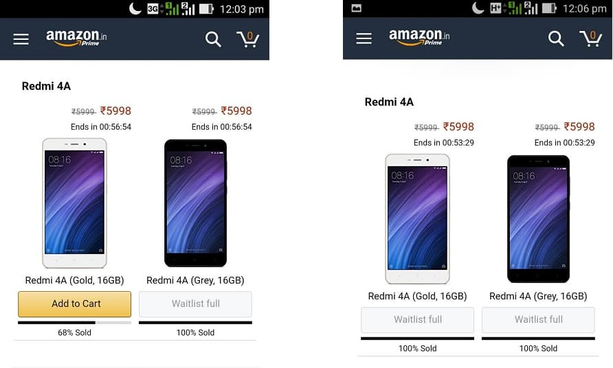Xiaomi-Redmi-4A-Amazon-Sale-Snapshots
