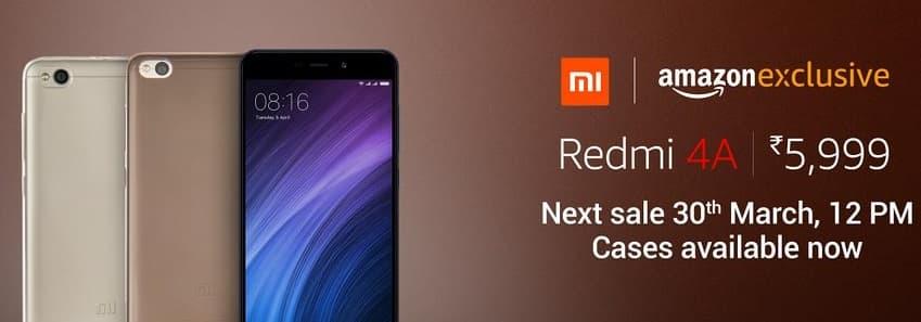 Xiaomi-Redmi-4A-Amazon-India