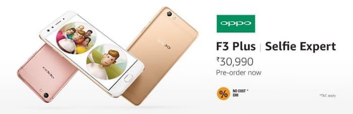 Oppo-F3s-Amazon-India-Teaser