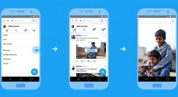 Twitter-Lite-Data-Saver