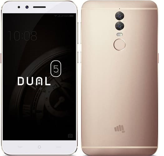 Micromax-Dual-5-Front-Back