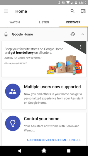 Google_home_multiple_users