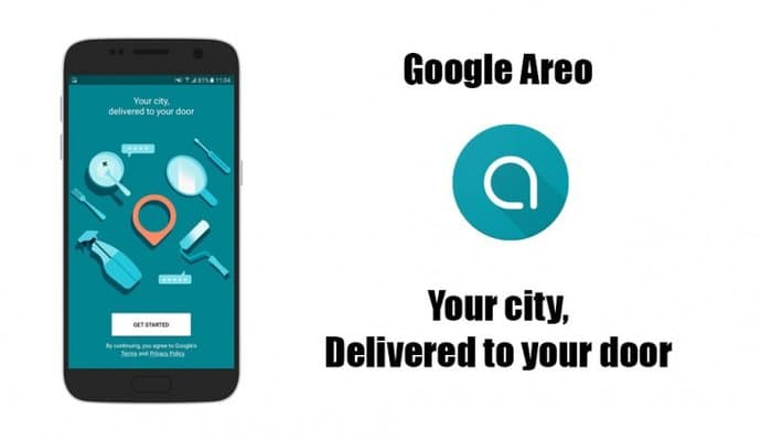Google-Areo-app