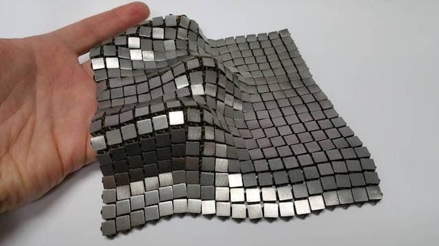 NASA-3D-Space-Fabric
