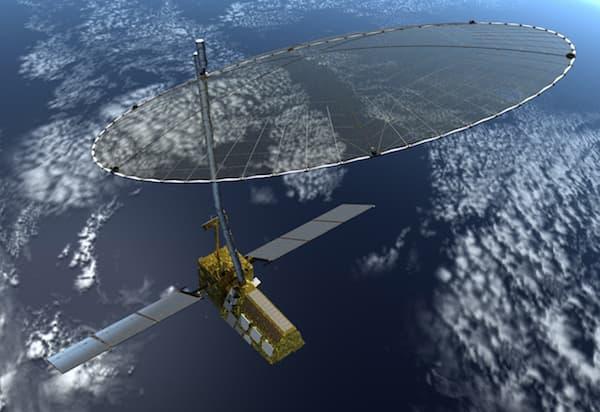 NISAR-Satellite